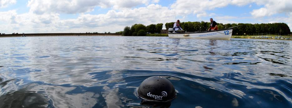 Deeper-Fishfinder