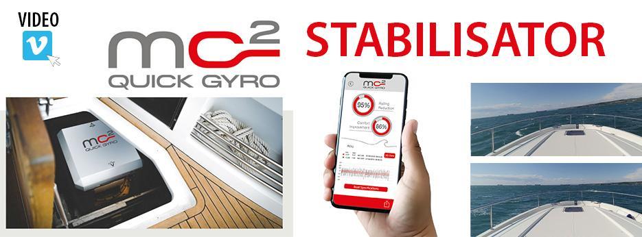 Stabilisatoren von Quick MC2 Gyro